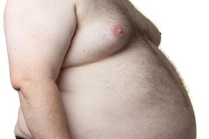 losing body fat increases penis size